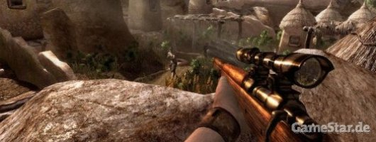 textures used in Far Cry 2