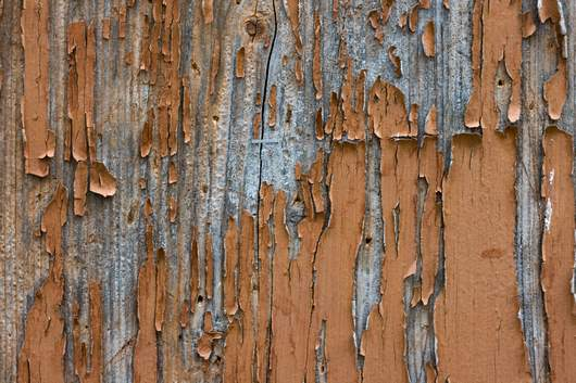 grunge textures of cracked paint