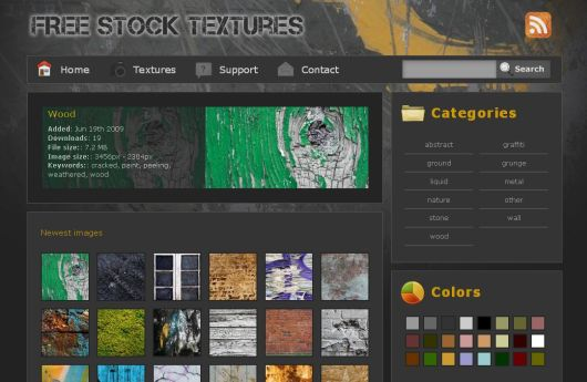 Free Stock Textures