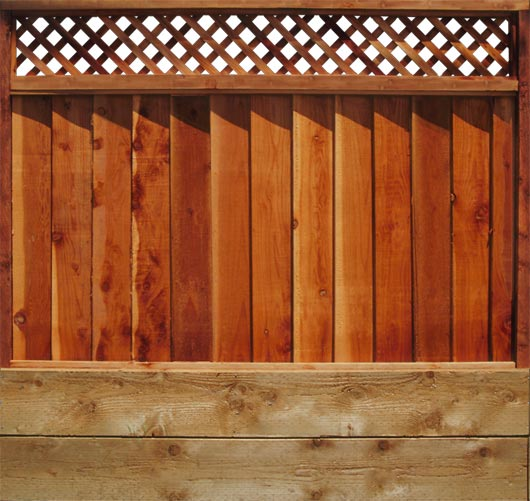 Wood Fence Texture 01