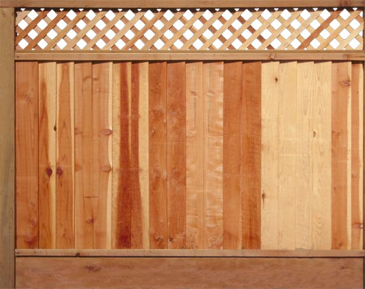 Wood Fence Texture 02