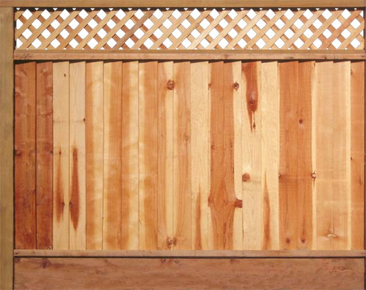 Wood Fence Texture 05