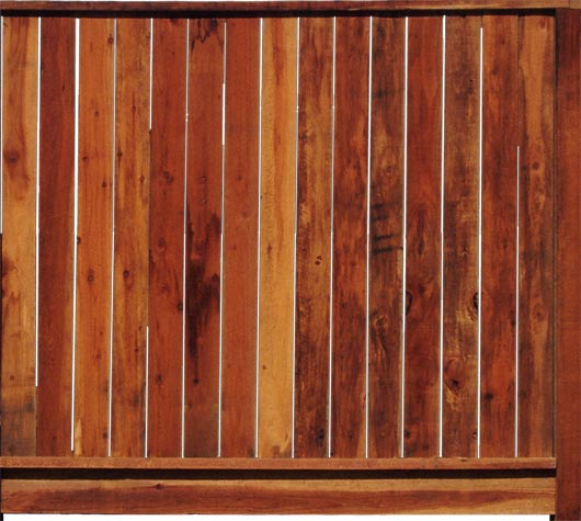 Wood Fence Texture 07