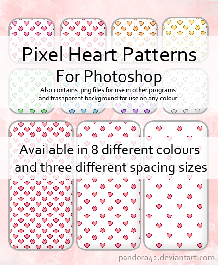 360 Free Valentine's Day Photoshop Brushes, Patterns, and