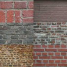Free brick wall texture pack