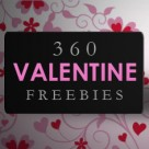 360 Free Valentine's Day Photoshop Brushes, Patterns, and Textures!